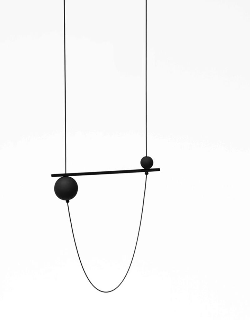 Pursuits Abacus Long Necklace