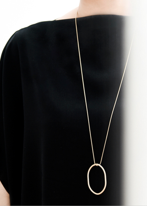 Pursuits Nil Long necklace