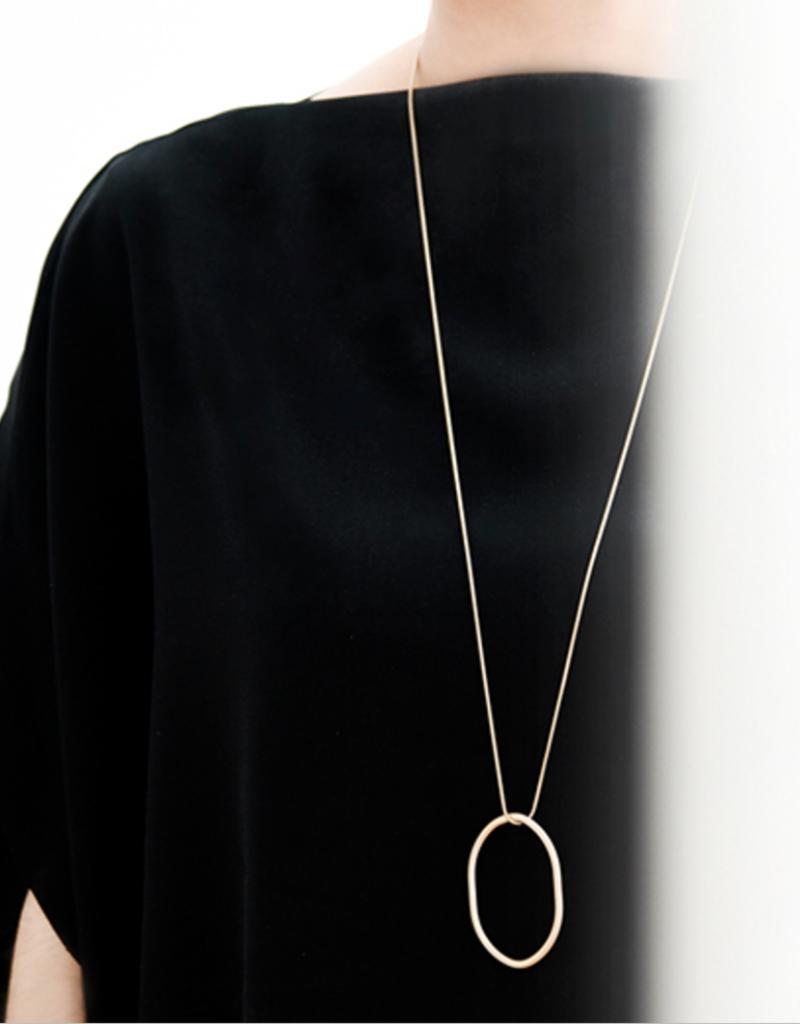Pursuits Nil Long necklace