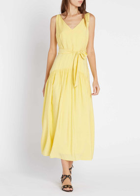 FRNCH Aubertine maxi dress