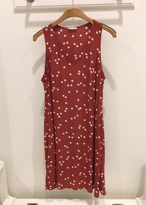 Yerse Polkadot dress