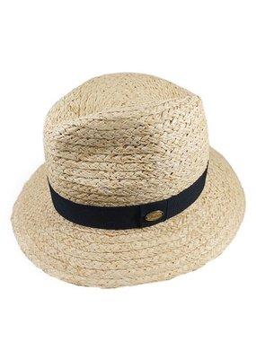 Facinie Raffia Panama hat