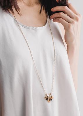 Lover's Tempo Libra Long Necklace