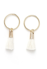 Lover's Tempo Lover's Tempo Solar Tassel Post Earrings
