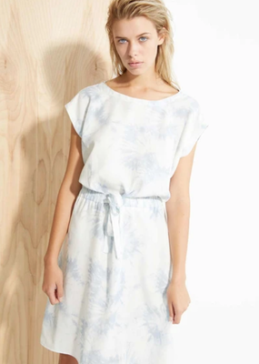 Melissa Nepton Merly tie dye dress