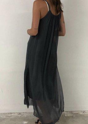 Meo Meli Two layered maxi dress