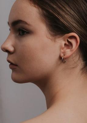 Lover's Tempo Constance Hoop Earrings