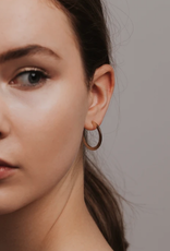 Lover's Tempo Lover's Tempo Gloria Large Hoop Earrings