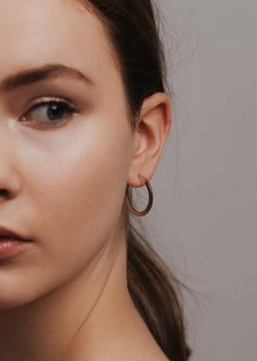 Lover's Tempo Gloria Large Hoop Earrings