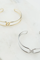 Lover's Tempo Lover's Tempo Knot Today Bangle