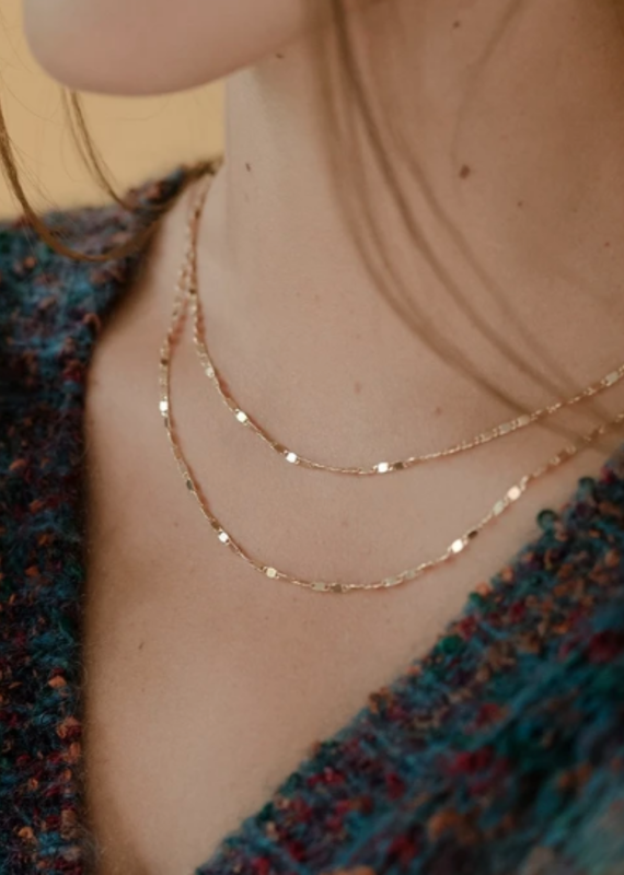 Lover's Tempo Cleo Layered necklace