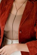 Lover's Tempo Lover's Tempo Austin Bolo Necklace