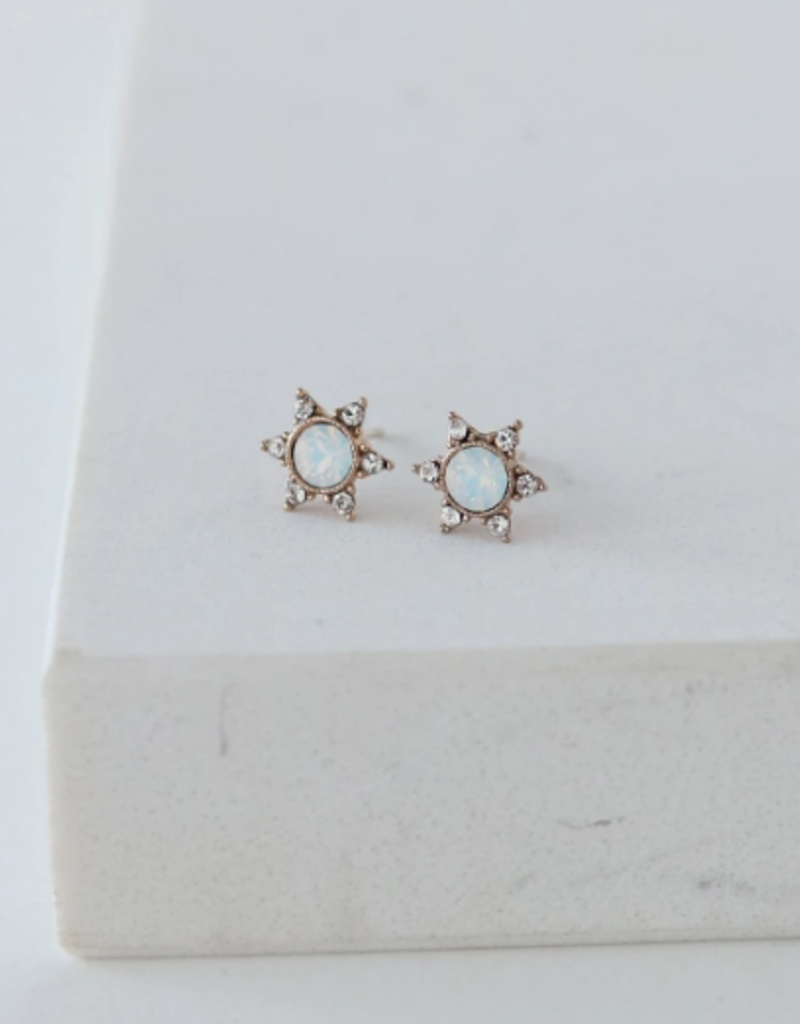 Lover's Tempo Lover's Tempo Starlit stud earrings
