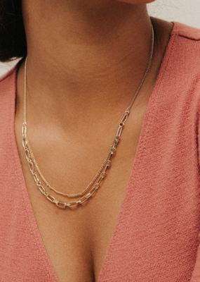 Lover's Tempo Aya Necklace