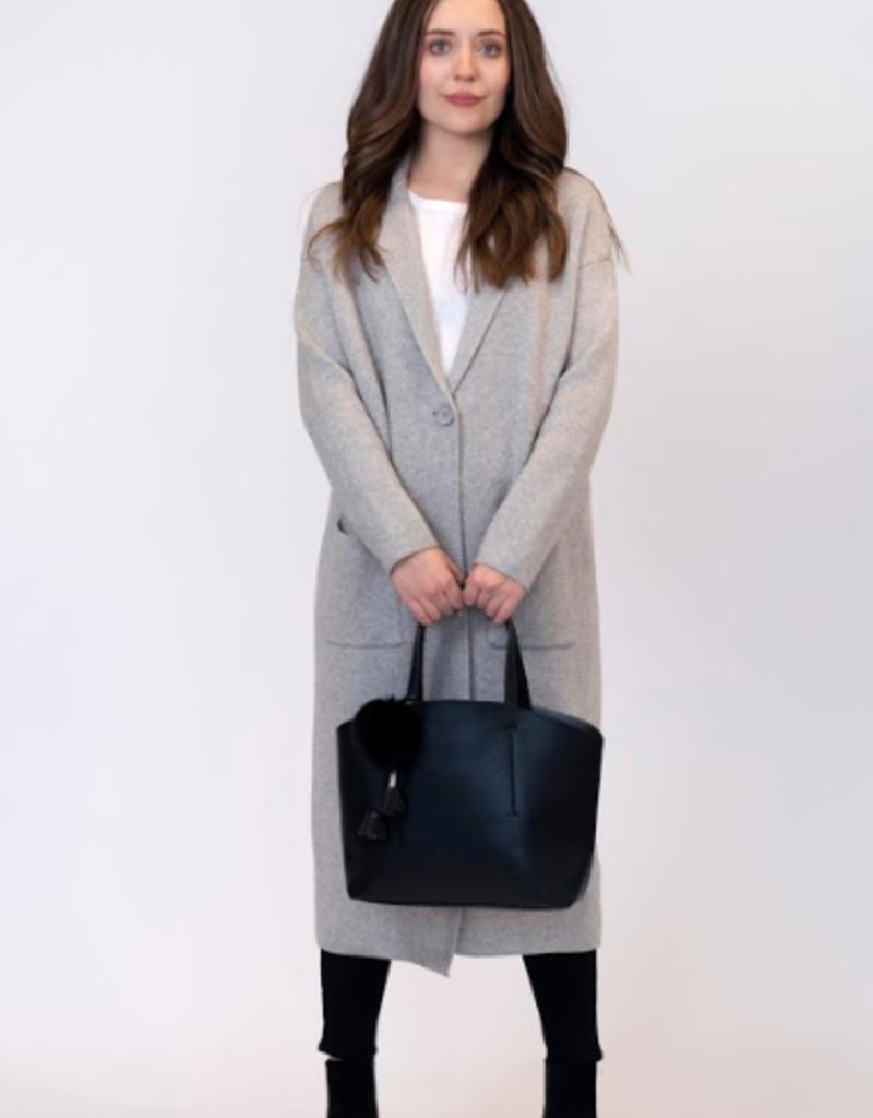 Lyla & Luxe Lyla Jimmi Long Coat