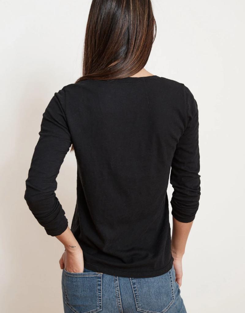 Velvet Velvet Blaire LS v-neck top