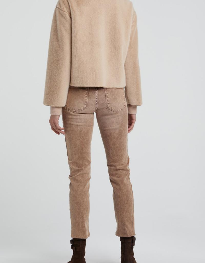 YaYa Yaya Short faux fur jacket