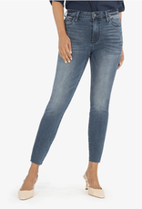 KUT Kut Connie  High Rise ankle skinny Erudite