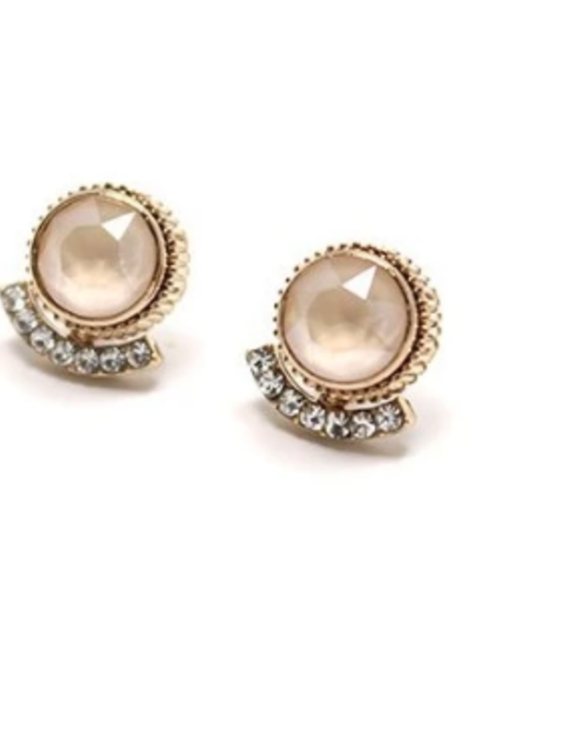 Lover's Temp Lover's Tempo Mimosa Post Earrings