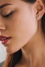 Lover's Temp Lover's Tempo Stardust Ear Climber Earrings