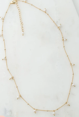 Lover's Temp Lover's Tempo Dot Pearl Necklace