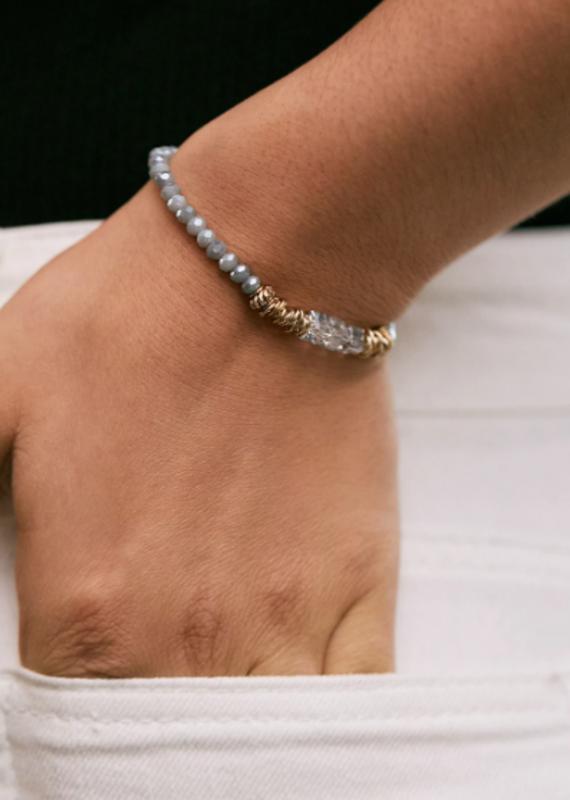 Lover's Temp Marilla Stretch Bracelet
