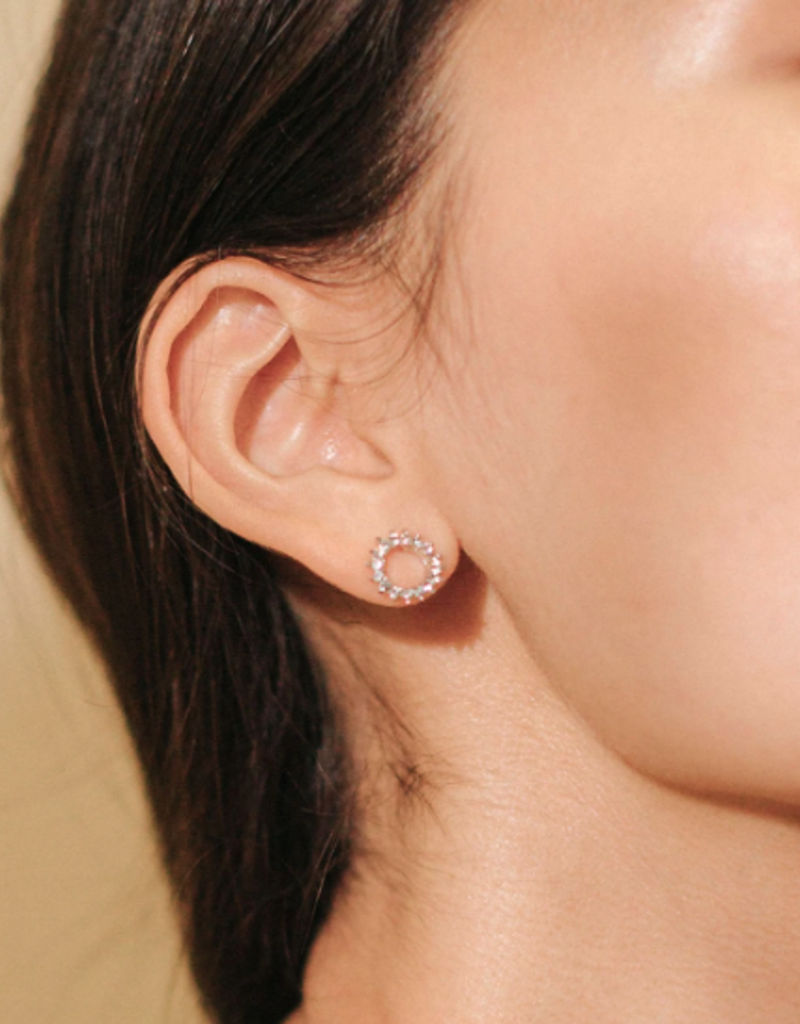 Lover's Temp Lover's Tempo Halo Stud Earrings