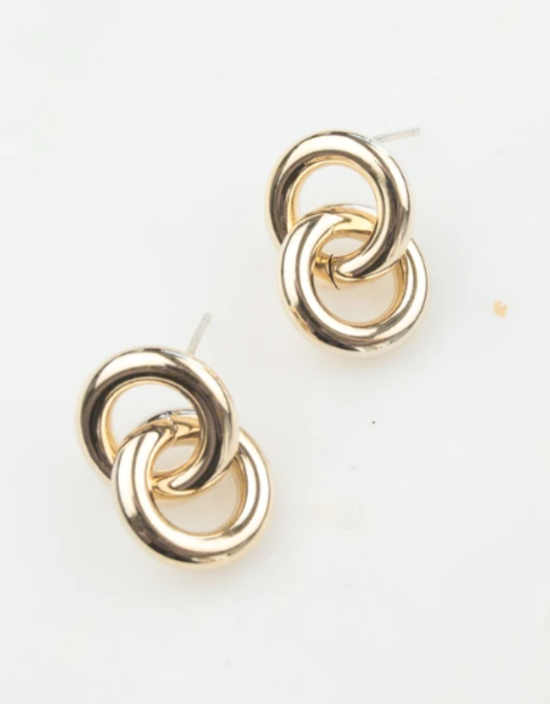 Lover's Temp Lover's Tempo Links Earrings
