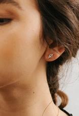 Lover's Temp Lover's Tempo Harmony Stud Earrings