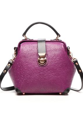 Uppdoo Uppdoo Wonder Leather Bag