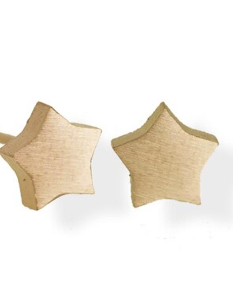 JJ+RR JJ+RR Star stud earring