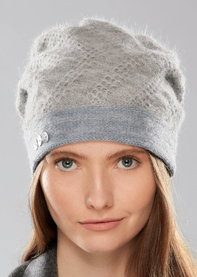 Olena Gemini Two-Tone hat II