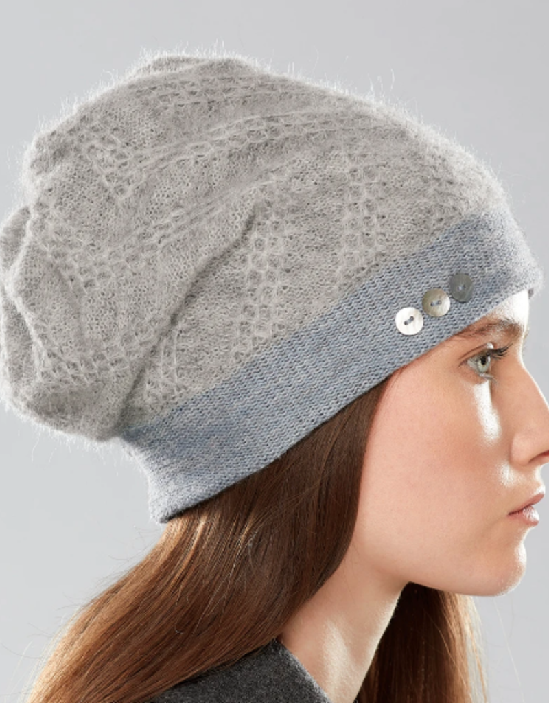 Olena Olena Gemini Two-Tone hat II