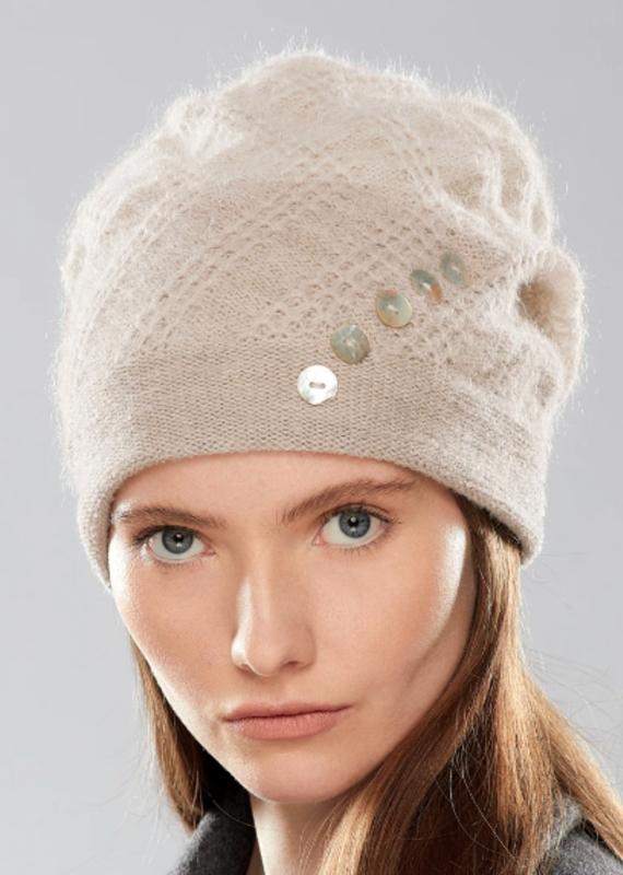 Olena Mercury Shell hat II