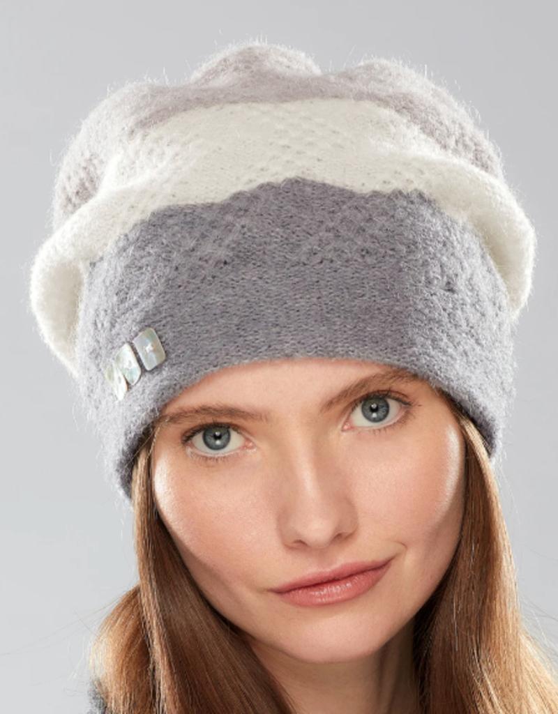 Olena Olena Striped Doppelzagger hat II
