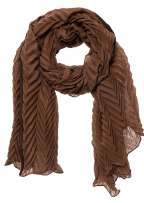 YaYa Pleated scarf