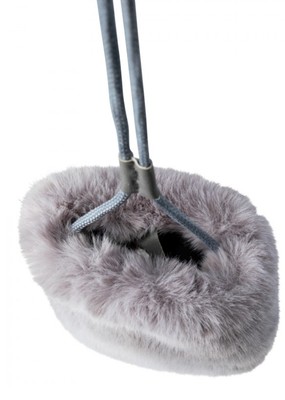 YaYa Fur mini bag