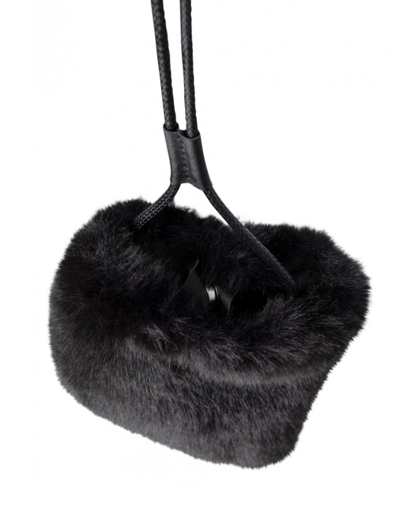 YaYa Yaya Fur mini bag