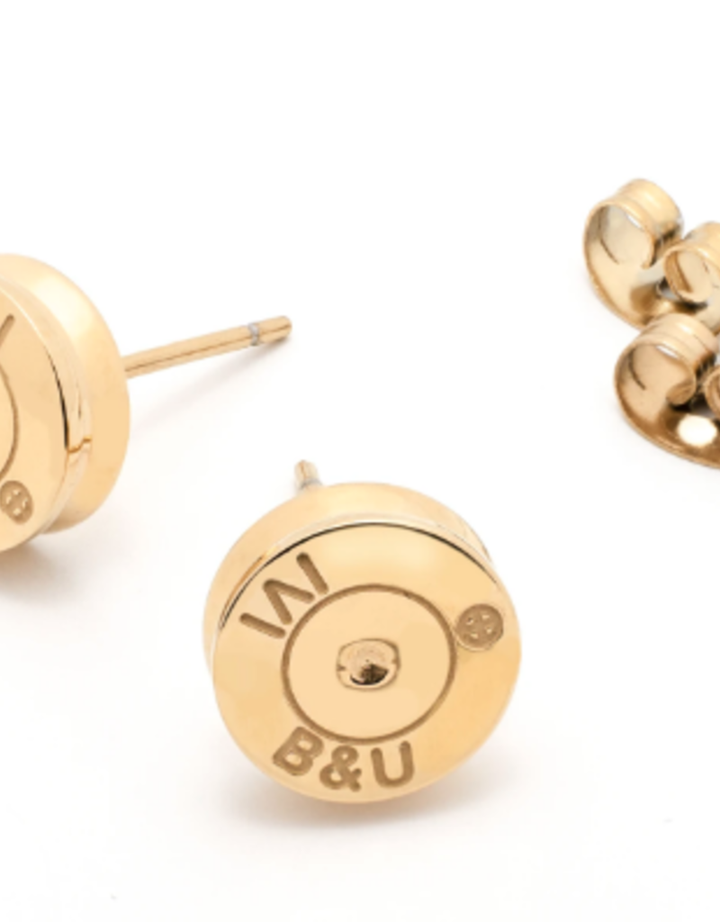 Brass & Unity Brass & Unity Stud Finder earrings