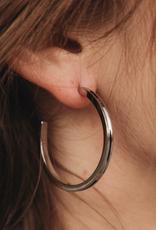Brass & Unity Brass & Unity Hoop Earrings