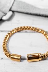 Brass & Unity Brass & Unity Quattro Bracelet