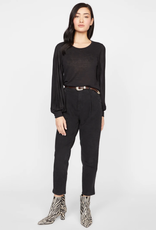 Sanctuary Sanctuary All Out Pleated Snit top