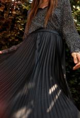 Sanctuary Sanctuary Top Secret Pleated Midi skirt