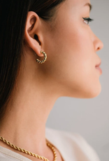 Lover's Tempo Lover's Tempo Dawson Hoop Earrings