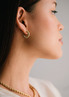 Lover's Tempo Dawson Hoop Earrings