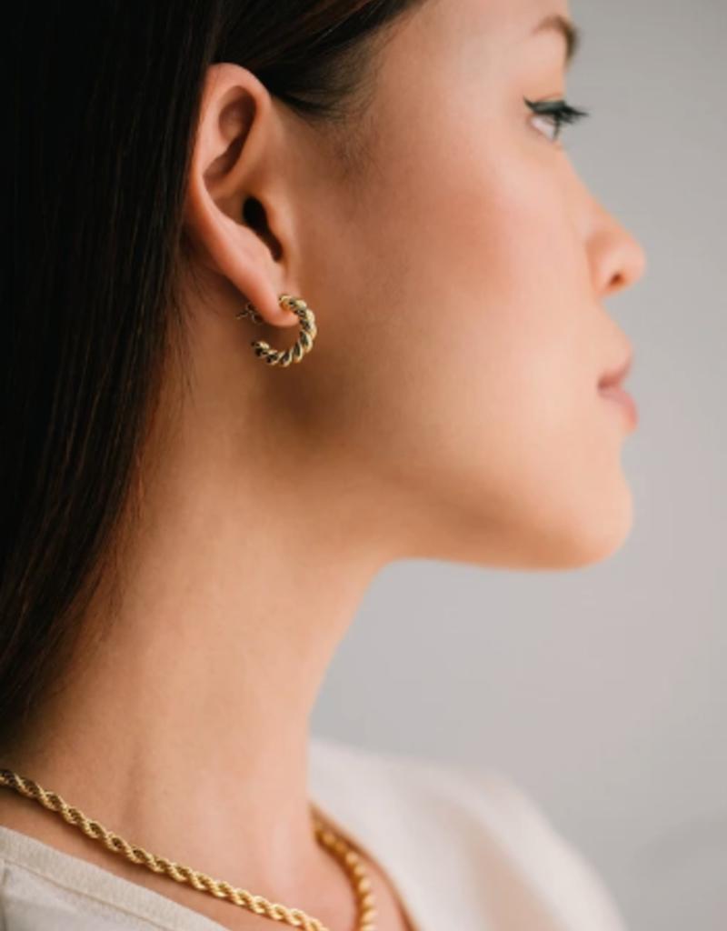 Lover's Tempo Lover's Tempo Dawson Hoop Earrings