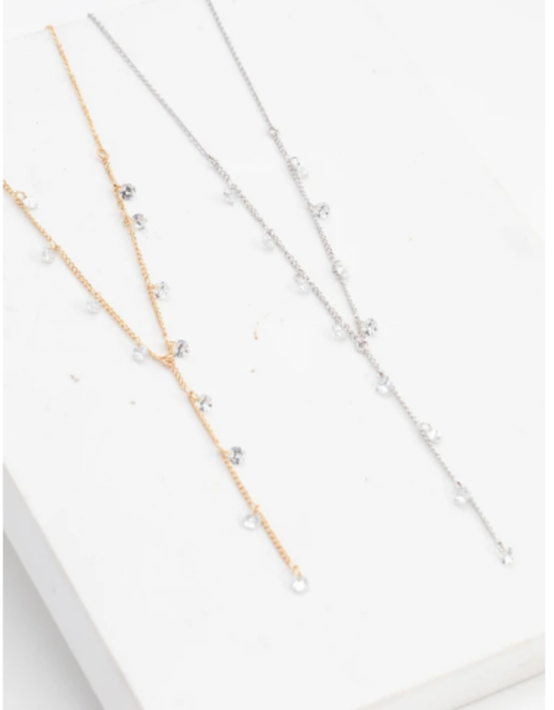 Lover's Tempo Lover's Tempo Constellation Lariat Necklace