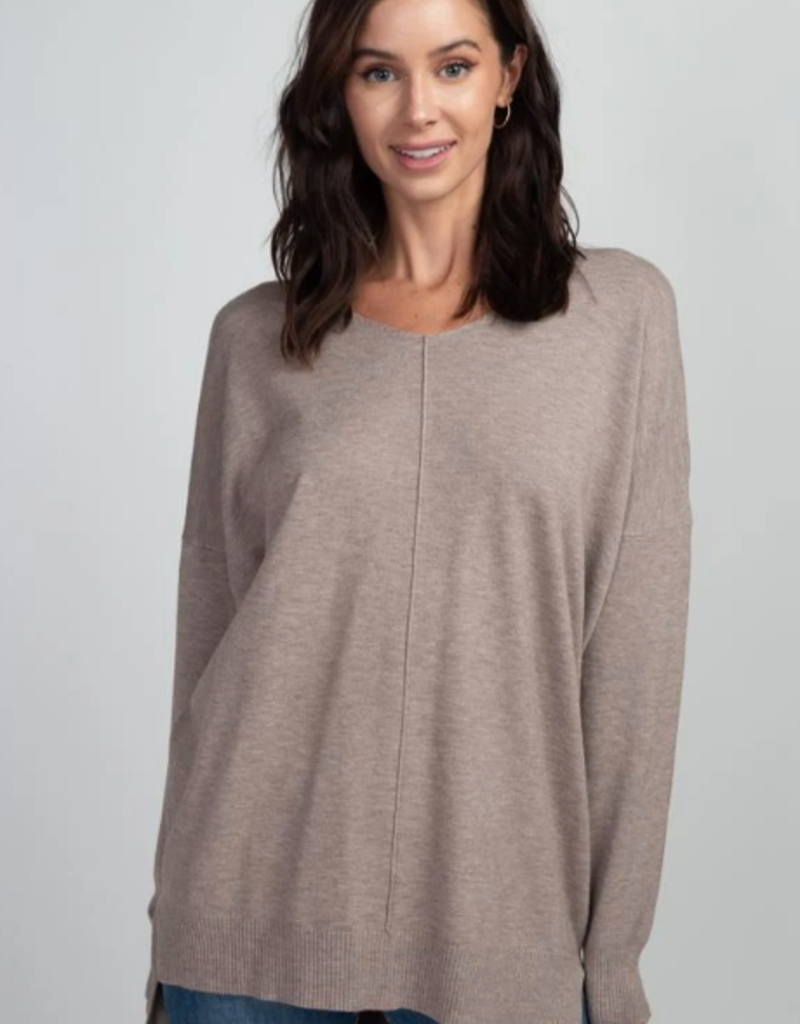 Dreamers by Debut Dreamers by Debut V-neck Sweater