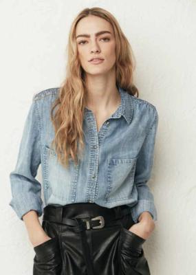 Melissa Nepton Carol blouse