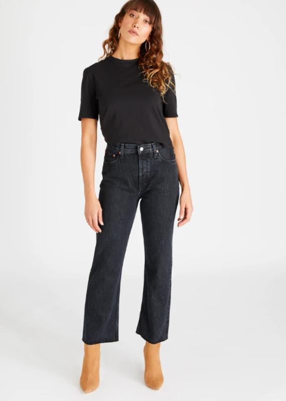 Etica Josie Crop Jeans
